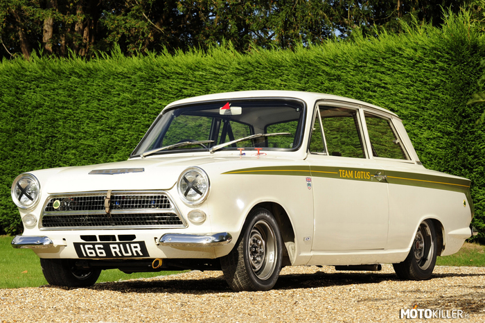 Ford Lotus Cortina –