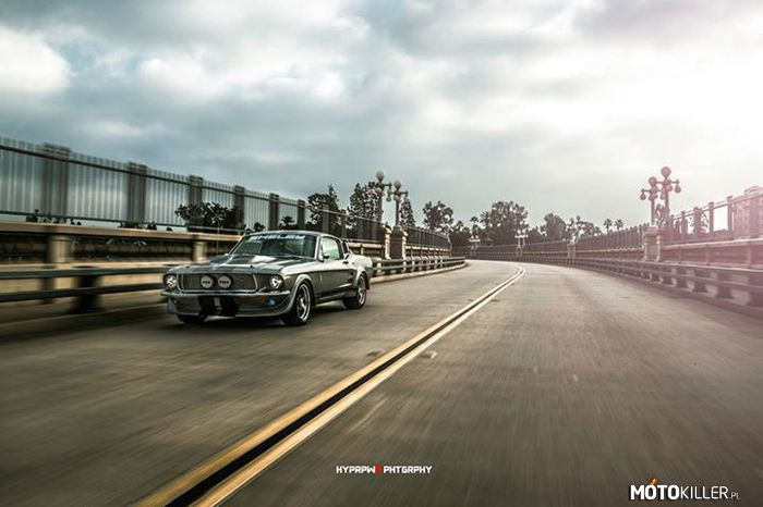 Ford Mustang – Eleanor