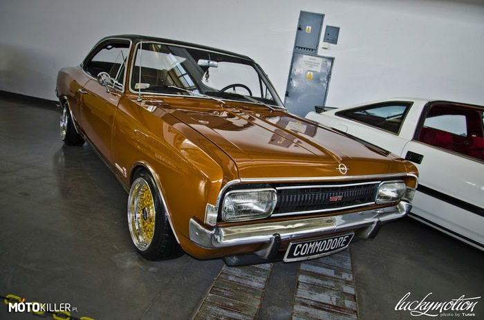 Opel Commodore –