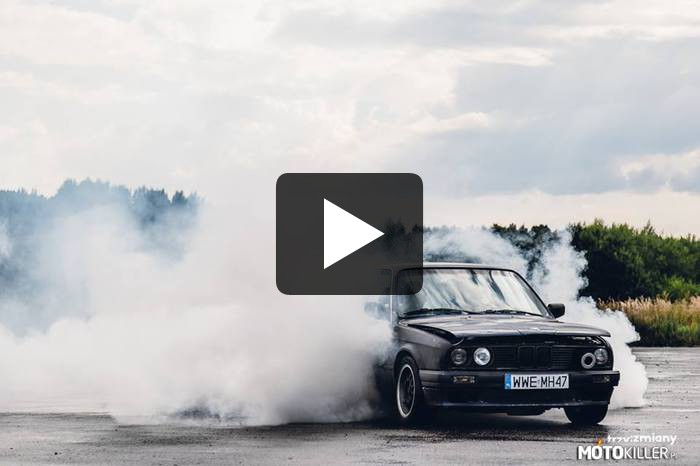 Drift BMW e30-Bialystok –