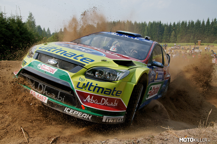 Ford Focus RS WRC –