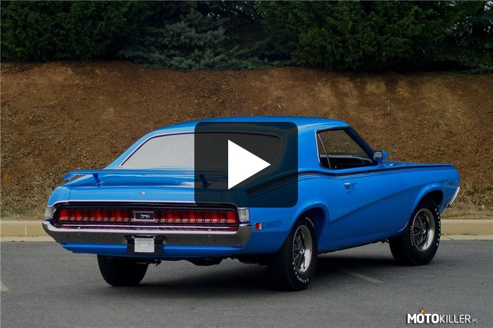 Mercury Cougar Eliminator 1970 –