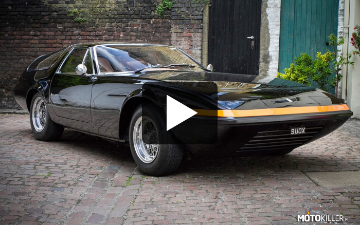 Ferrari 365 GTB/4 Shooting Brake –
