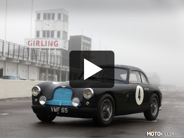 Aston Martin DB2 Team Car 1950 – 1951 –