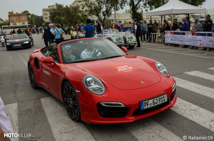 Porsche 991 (twin-)Turbo –