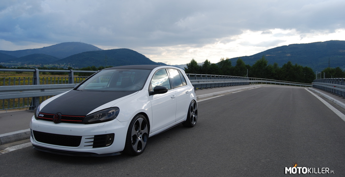 VW Golf 6 GTD –