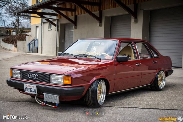 Audi 80 typ 81 for Mercedes benz service b3