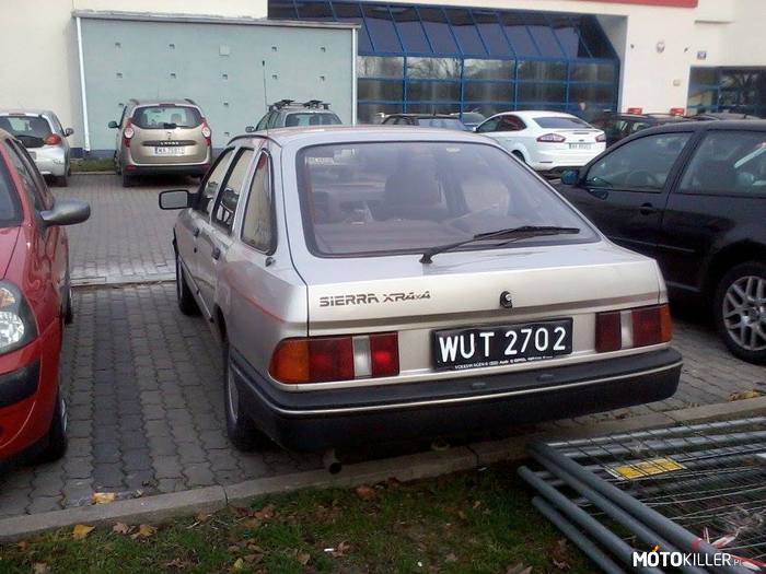 Ford Sierra XR4x4 –