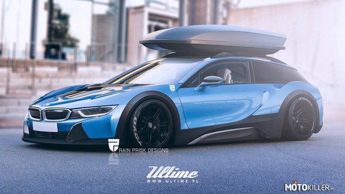 BMW i8 Shooting Brake –