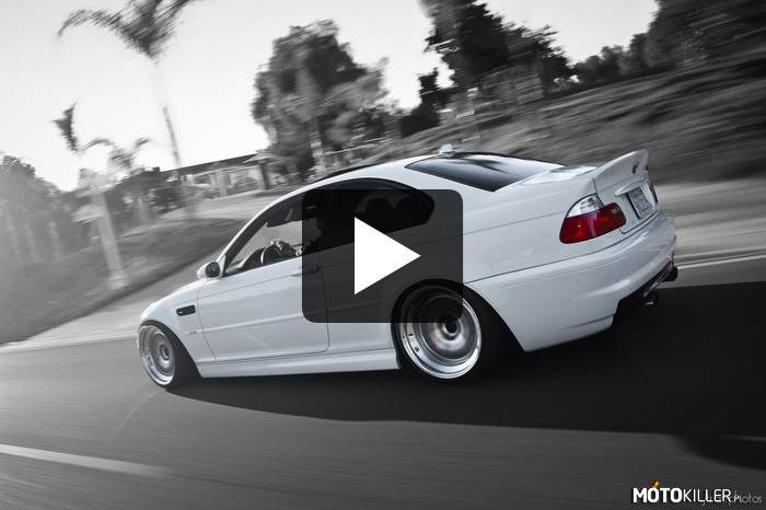 White M3 on CCW Classic –