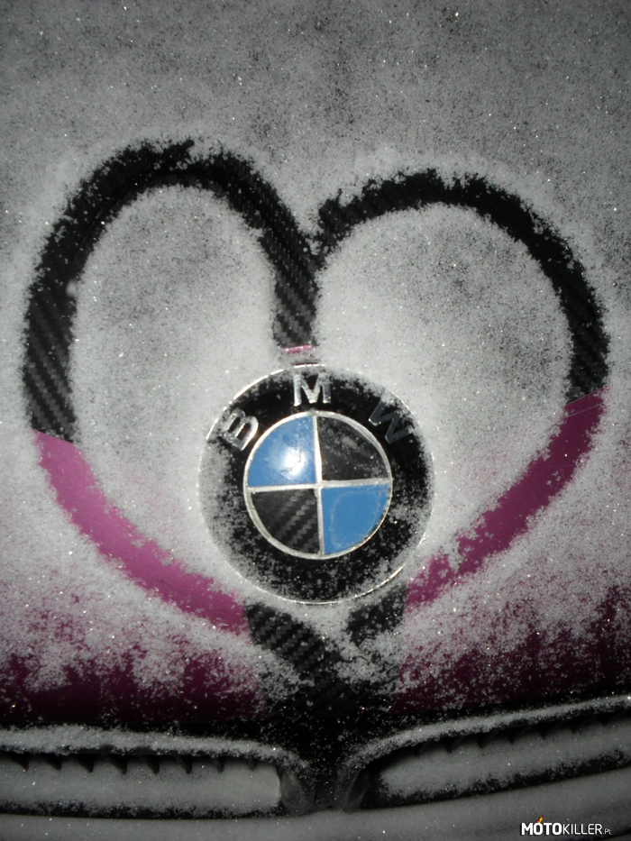 WE love BMW –