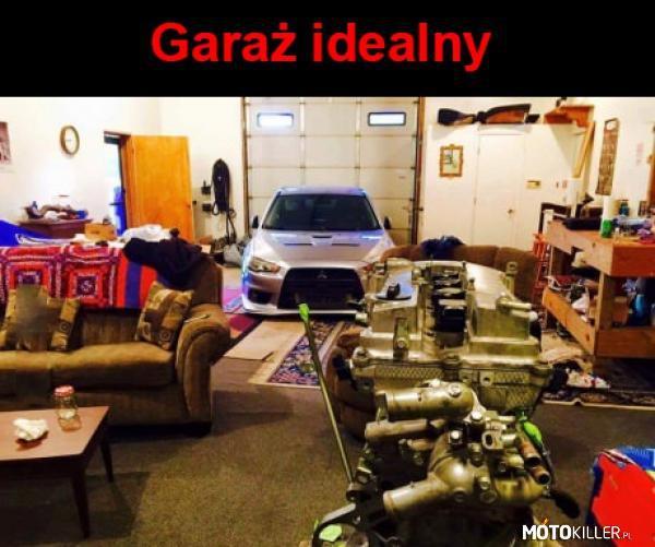 Garaż Idealny