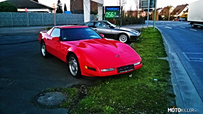 Corvette & 944 – Pobyt w Lampertheim.