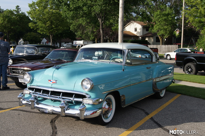Chevrolet Bel Air 1954 –