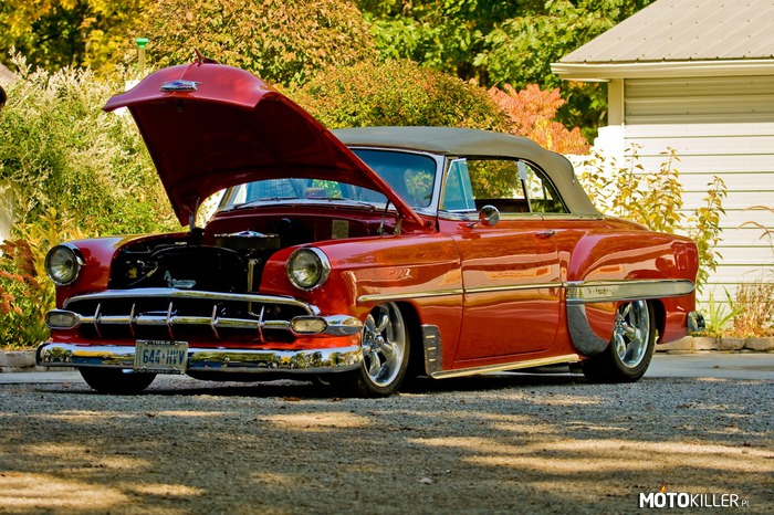 Chevy Bel Air 1954 –