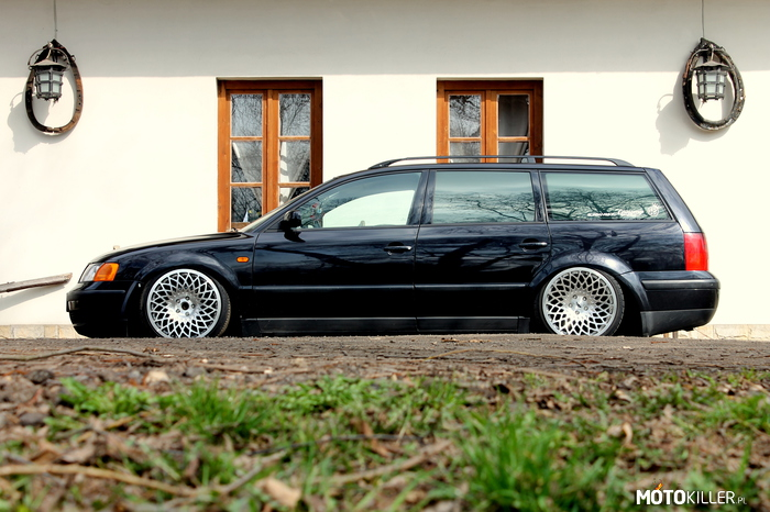 Passat b5 air ride –
