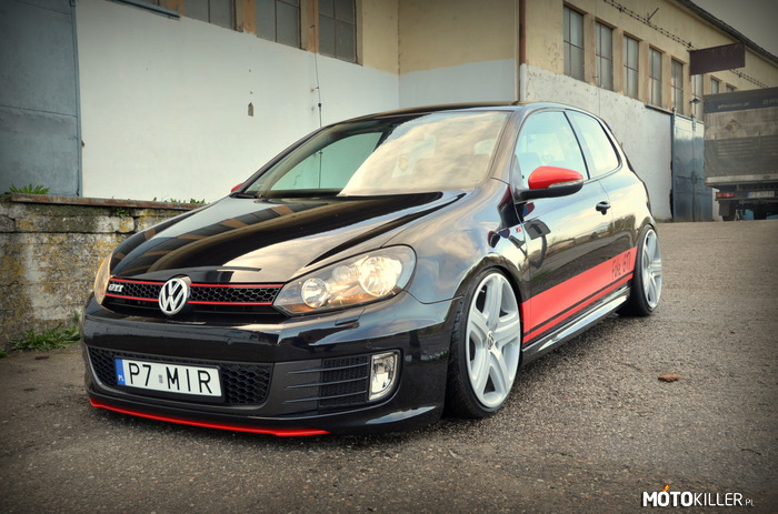 VW Golf 6 #FakeGTI – Mój #Fake GTI