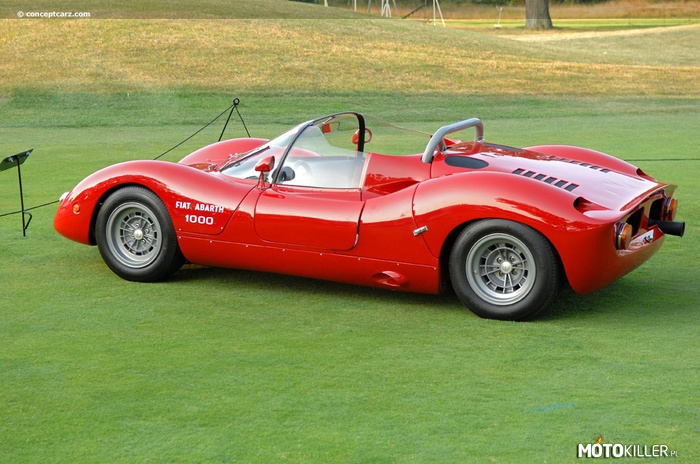 Abarth 1000 SP Barchetta –