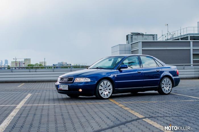 Audi A4 B5 18 T Quattro