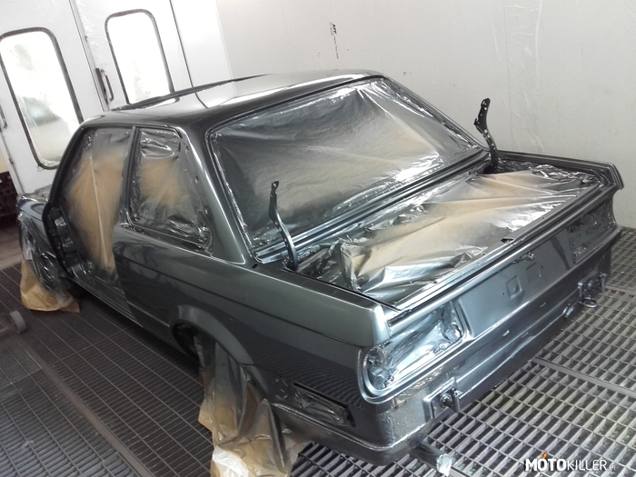 BMW E30 by motomaniac – Więcej info na forum http://mklr.pl/forum/topic/2959-bmw-e30-by-motomaniac-metamorfoza/
