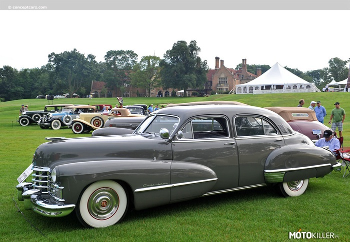 Cadillac Series 60 Special Fleetwood 1947 –