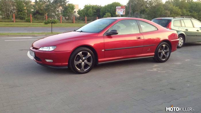 Peugeot 406 Coupe –