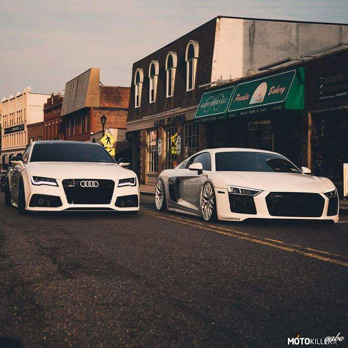 Rs7 & R8 –