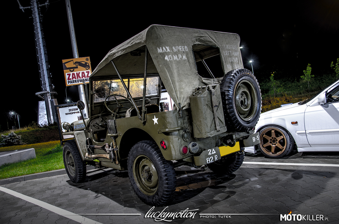 Jeep Willys –