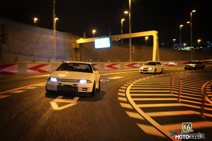 Wangan Warriors –