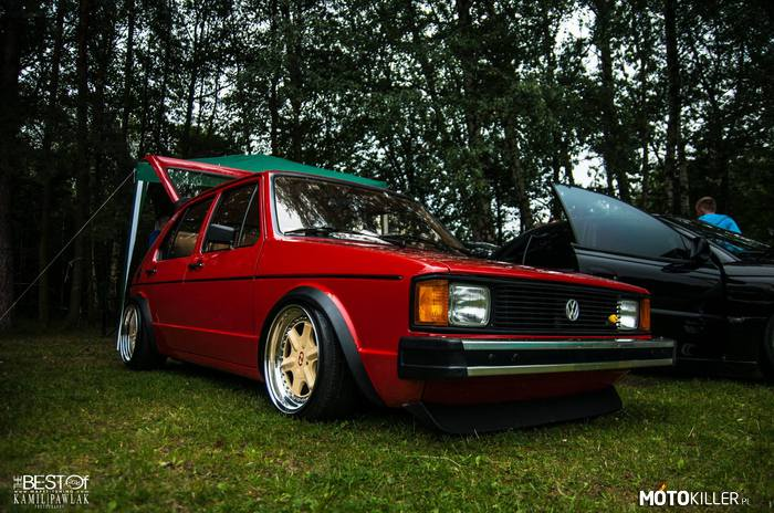 VW Rabbit –