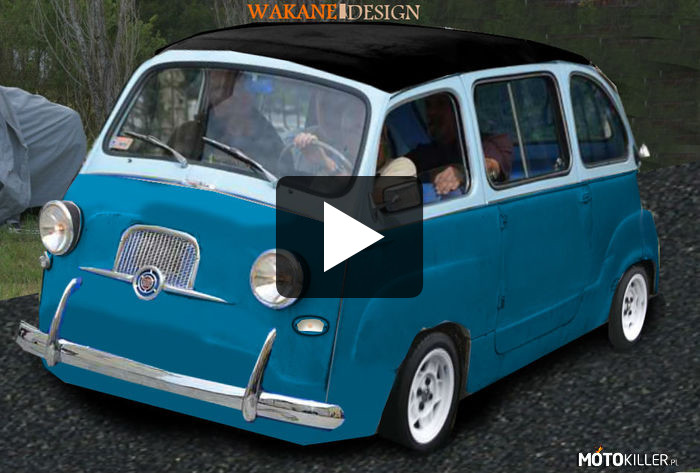 Multipla 1960 Virtual Renovation –