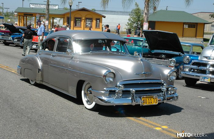 Chevy Fleetline 4 Door 1950 –