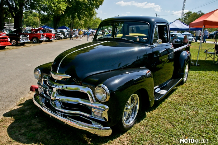 Chevy Pickup 1955 –