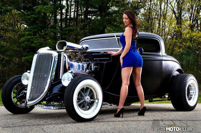 Ford 3 Window Coupe 1934 –