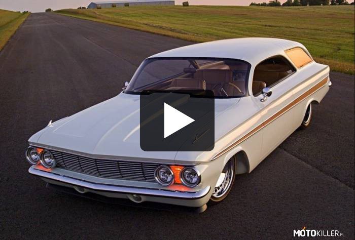 1961 Impala BubbleTop Wagon –