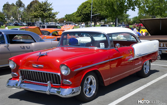 Chevy Bel Air 1955 –