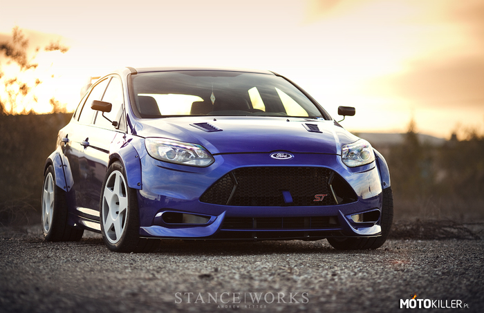 Ford Focus ST –