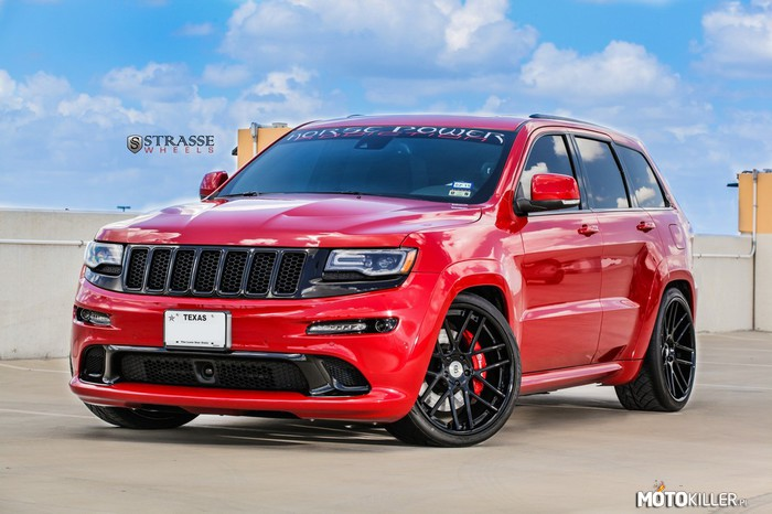 Jeep Grand Cherokee SRT –