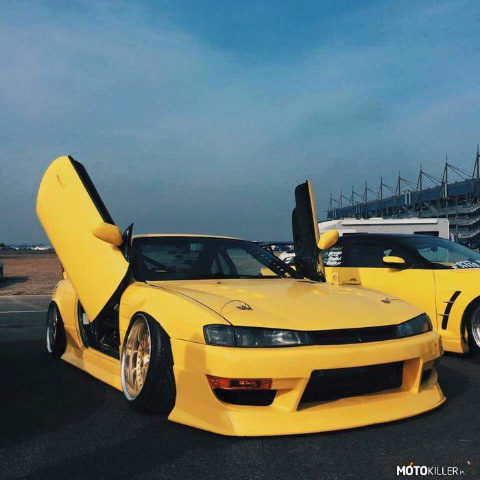 Nissan s14a –