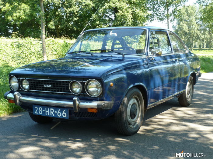 DAF 66 Coupe –