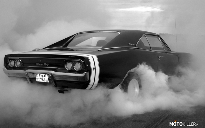 Dodge Charger RT –