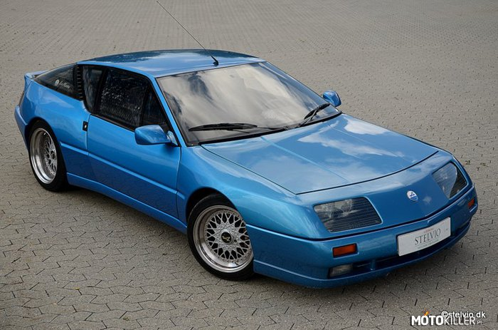 Renault Alpine GTA Turbo Le Mans –