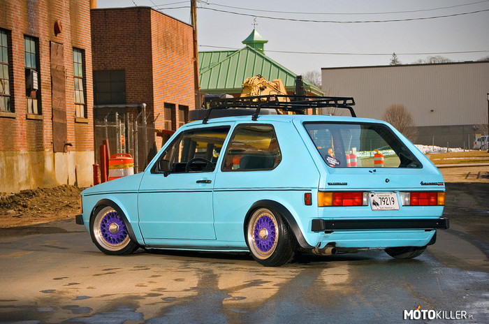 Volkswagen Rabbit –