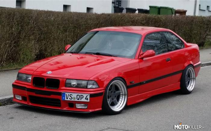 BMW E36 Coupe –