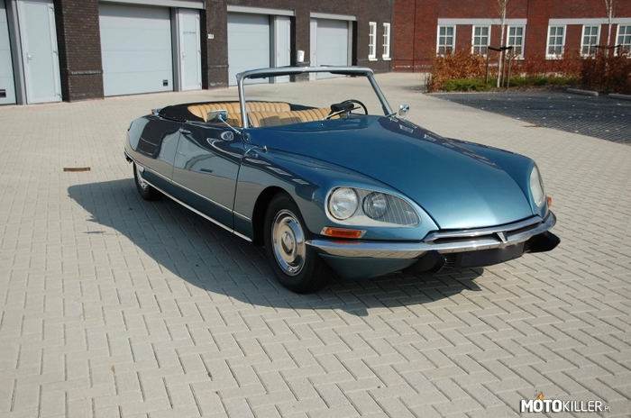 Citroen DS  21 Decapotable –