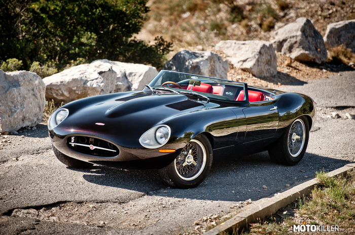 Eagle E-Type Speedster –