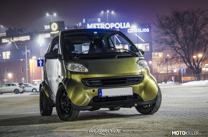 Smart Fortwo –