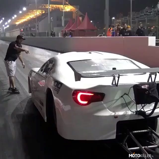 GT86 dragster –