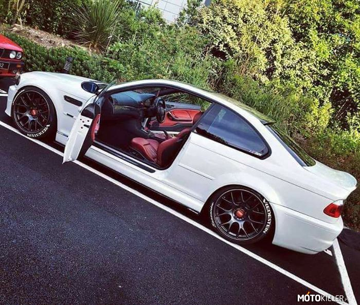 BMW E46 M3 Coupe –
