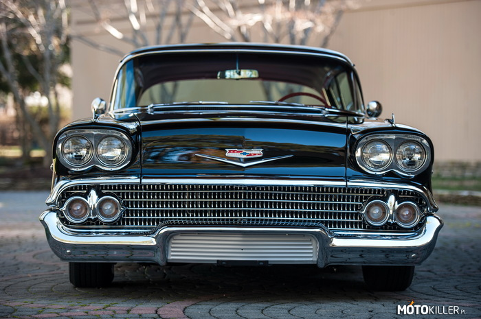 Chevrolet Bel Air Impala –